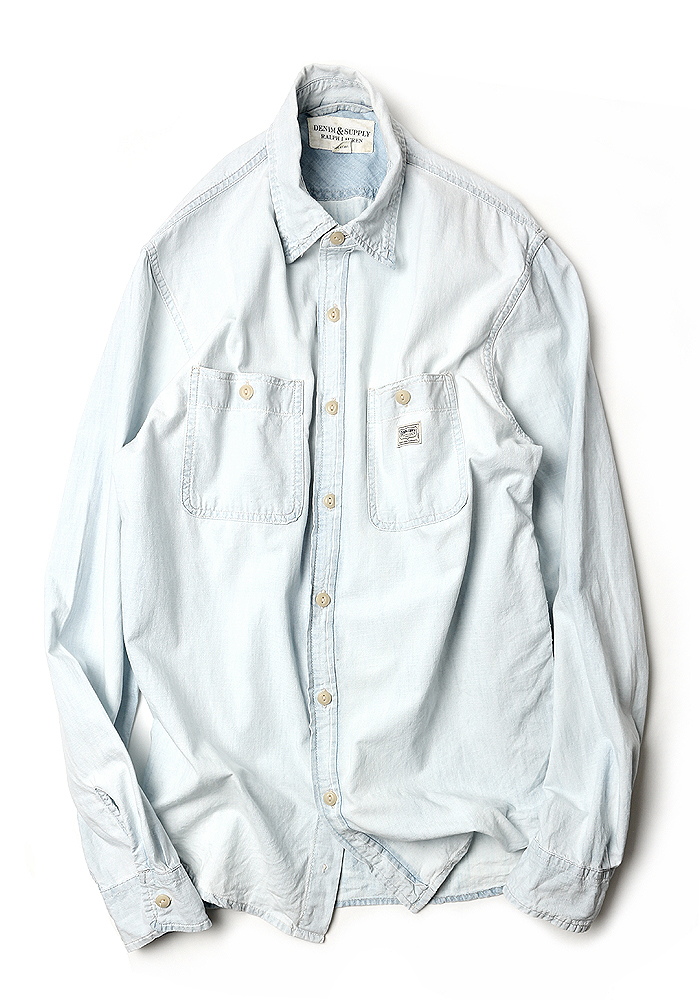 DENIM&SUPPLY : shirt